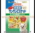 Doggyman 低脂野菜迷你骨餅 160G<81996>