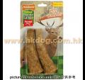 Nylabone Healthy Edibles 中型犬可食用鹿角潔齒棒 2pc