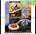 Sheba 貓潔齒夾心脆餅 240g 吞拿配方