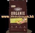 Organix 無穀物有機雞肉甜薯全貓配方 3磅