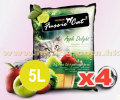 FUSSIE CAT 凝結砂 5公升 任何香味 x4