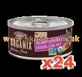 Organix 無穀物貓罐頭 3oz 雞,雞肝 x24罐