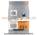 I and LOVE and YOU Nude44% 無穀物高蛋白貓糧 3.4LB