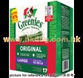 Greenies 27oz 聖誕裝大型犬 17+2支盒裝