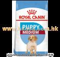 ROYAL CANIN 中型幼犬配方 4KG