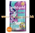 Solid Gold 無穀物三文魚室肉貓配方 6磅