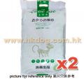 LoveCat 條狀豆腐砂綠茶味 7.5kg/18L x2包