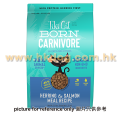 Tiki Cat 無穀物高蛋白 白魚,三文魚貓糧 5.6磅