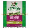Greenies 27oz Teenie 的骰犬減肥潔齒骨 96支盒裝