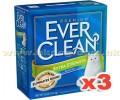 EVERCLEAN 14LB 無味 x3盒