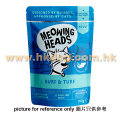 Meowing Heads 無穀物沙甸+吞拿貓濕包 100G
