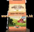 Whole Earth Farms 無穀物三文魚全貓配方 5LB