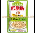 Inaba 低脂配方濕糧 雞肉+金槍魚+菜 80g<IRD08>