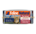 K9 Natural 貓濕糧 雞肉+鹿肉 85g x24罐
