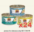 Weruva 貓罐頭 3oz x24罐 可混味
