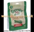 Greenies 12oz Teenie無穀物的骰犬潔齒骨 43支裝