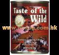 Taste of the wild 無穀物牛,羊,野猪 狗罐頭 13oz