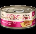 Wellness Core 5.5oz 無穀物火雞+鴨貓罐