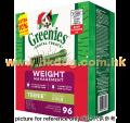 Greenies 27oz 聖誕裝的骰犬減肥 96+10支盒裝