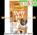 Purina Party Mix 貓小食  鬆脆雞肉 170g