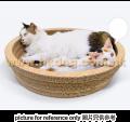 瓦通紙 碗型貓窩 中碼 16寸
