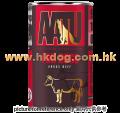 AATU 狗罐頭 安格斯牛 400g