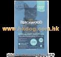 Blackwood 無穀物鴨+三文+碗豆 全貓乾糧 4磅