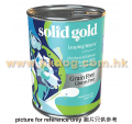 Solid Gold leaping water 無穀物三文狗罐 13.2oz