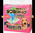日本CS 雙層炭消臭尿墊(60*45cm) 48片/包