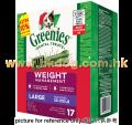Greenies 27oz 聖誕裝大型犬減肥 17+2支盒裝
