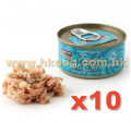 Fish4Cats 貓罐頭 70g 任何口味x10罐