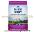 Natural Balance 無穀物甜薯鹿全犬糧 4.5磅