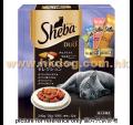 Sheba 貓潔齒夾心脆餅 240g 吞拿配方(1月28日到期特價)