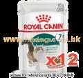 Royal Canin 肉汁貓濕包 老貓7+ 85g x12包