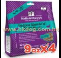 Stella & Chewy's  凍乾生肉貓糧 9oz x4包 可混味