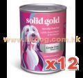 Solid Gold Sunday Sunrise 無穀物羊肉狗罐 13.2oz x12罐