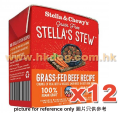 Stella & Chewy's 單一材料燉肉系列狗濕糧 草飼牛肉 11oz x12罐