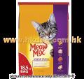 Meow Mix 經濟裝貓糧 原味 18.5磅