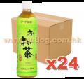 伊滕園 綠茶 500毫升 x24支