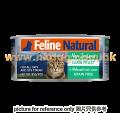 K9 Natural 貓濕糧 單一蛋白羊肉 85g x24罐