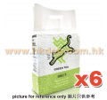 WEWE 韓國秒結豆腐砂 青蘋果綠茶 7L x6包