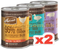 Merrick 無穀物96%鴨肉狗罐頭 12.7oz x2罐