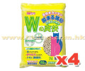 PGT 爽快 W 豆腐砂 7L x4